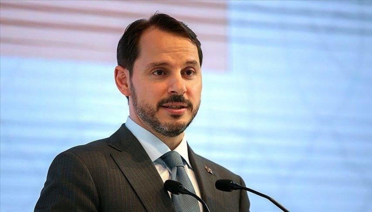 Bakan Albayrak:Hedefimiz Türkiye'yidünyada faizsiz finansın merkezi haline getirmek