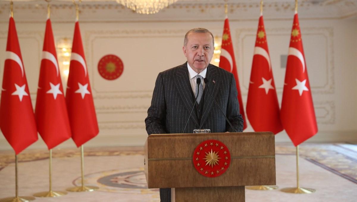Cumhurbaşkanı Erdoğan:İslam iktisadı krizden çıkışın anahtarıdır