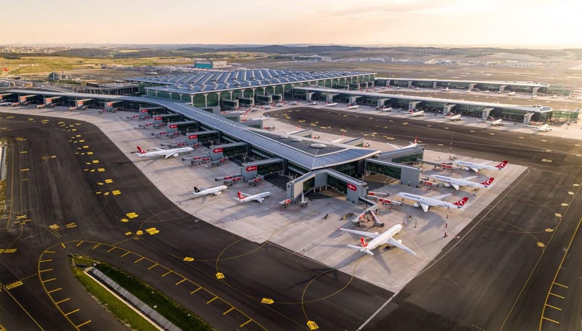 İstanbul Havalimanı'nda 3. bağımsız pist, Devlet Konukevi ve cami hizmete açıldı