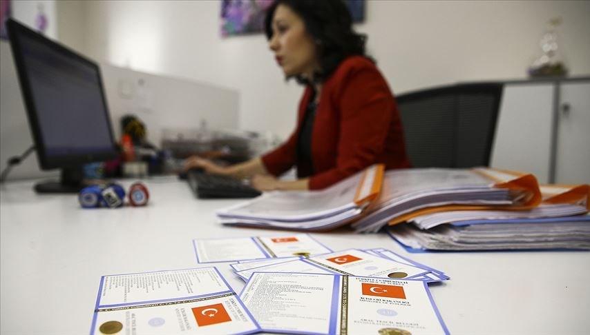 Noterlerde kredi kartıyla yapılan işlem hacmi 150 milyon liraya yaklaştı