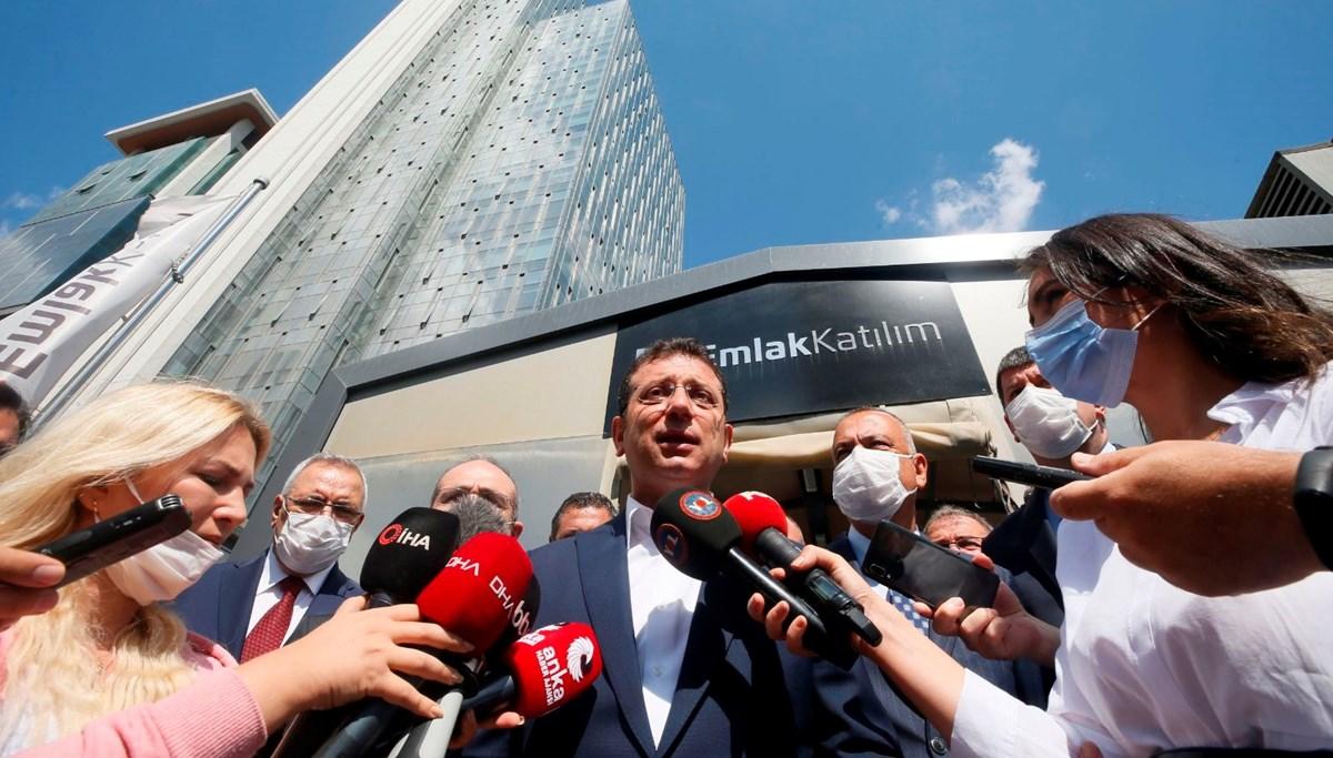 İBB'denKanalİstanbul planlarına itiraz