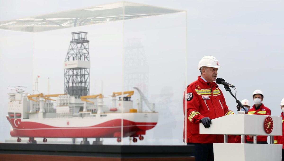 Cumhurbaşkanı Erdoğan doğalgaz rezervini açıkladı: Toplam doğalgaz rezervi 405 milyar metreküp