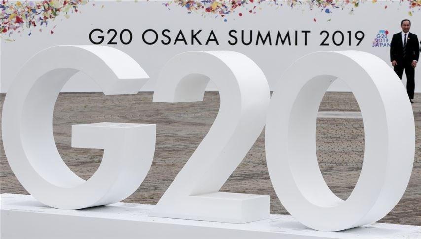 G20'den küresel ekonomiyi destekleme kararlılığı