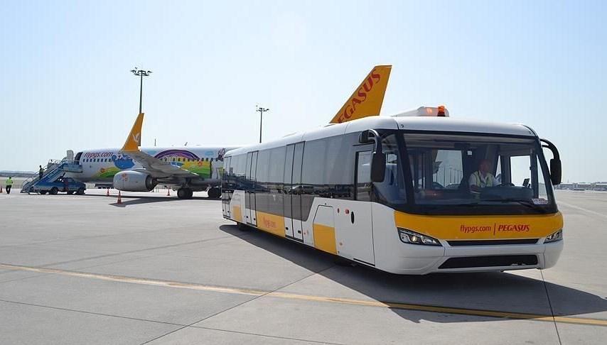 Pegasus'tan 65 yaş üzeri yolculara bilet değişikliği