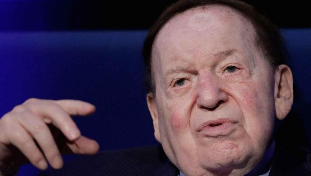 ABD'li ünlü yatırımcı Sheldon Adelson hayatını kaybetti