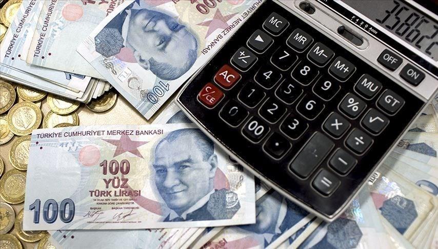 Bütçe, 2020'de 172,7 milyar lira açık verdi