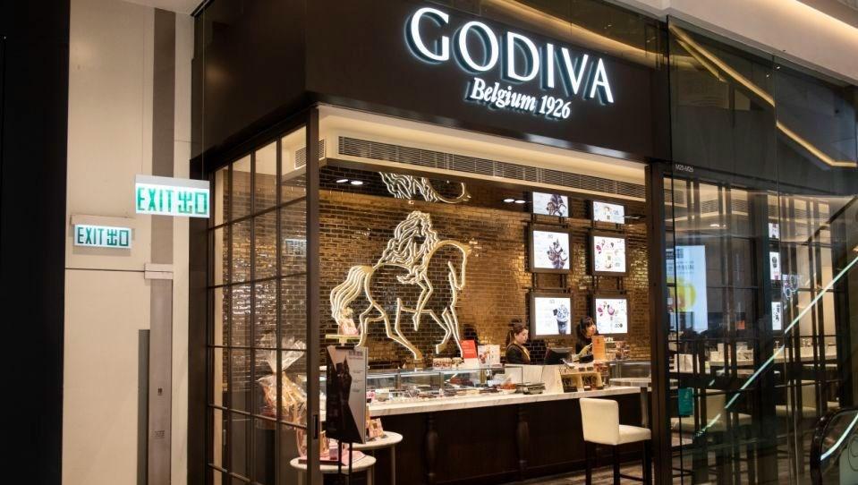 Godiva, Kuzey Amerika'daki dükkanlarını kapatıyor