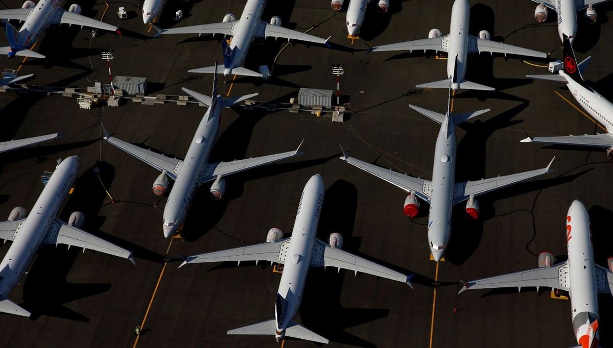 Boeing yüzde 100 biyoyakıtlı uçak için tarih verdi