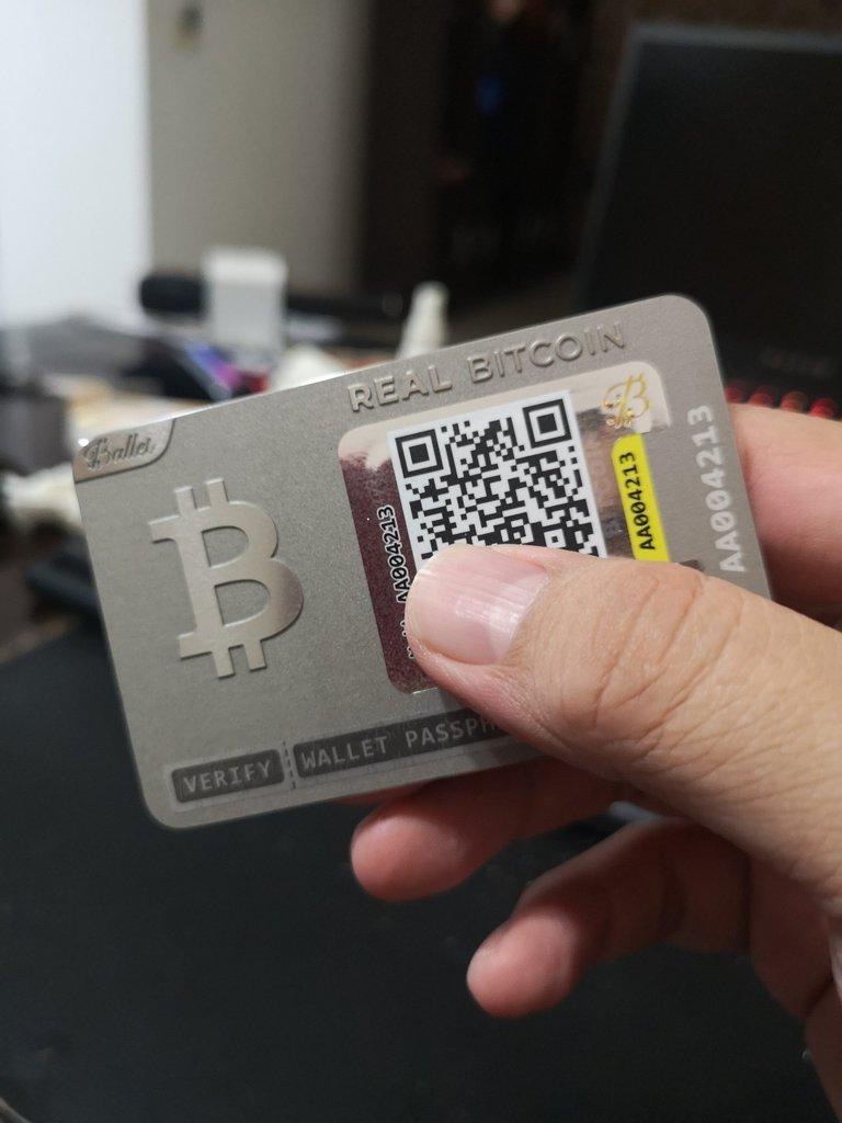 btc cüzdan