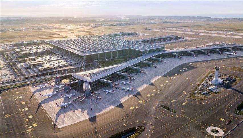 İstanbul Havalimanı 'dünyanın en iyi havalimanları' anketine aday oldu