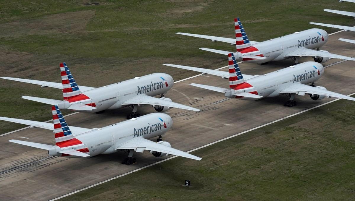 Corona virüs etkisi: ABD'li hava yolu şirketlerinin 2020 zararı açıklandı