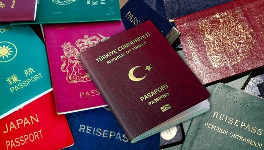 İşte 2021'de dünyanın en güçlü pasaportları (Türkiye kaçıncı sırada?)