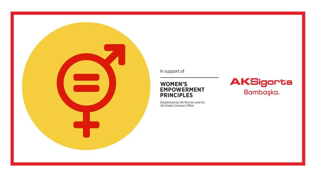 Aksigorta Birleşmiş Milletler Kadının Güçlenmesi Prensipleri (WEPs) sözleşmesini imzaladı
