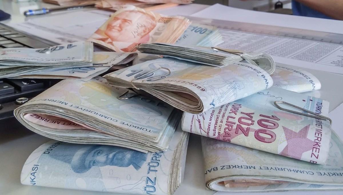 Milyonerlerin mevduatı 568 milyar lira arttı