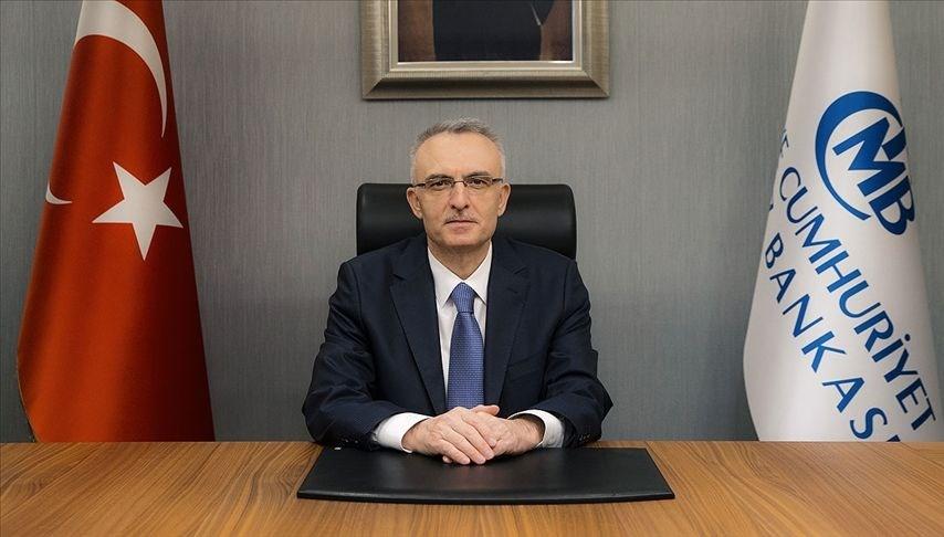 Merkez Bankası Başkanı Ağbal'dan, TESK ve TOBB ziyareti
