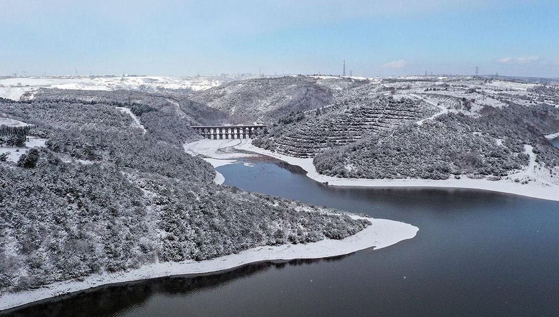 İstanbul'un baraj doluluk oranlarında son durum - 20 Şubat 2021