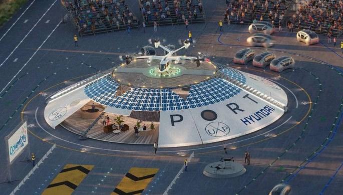İngiltere, dünyanın ilk uçan otomobil havalimanını inşa ediyor