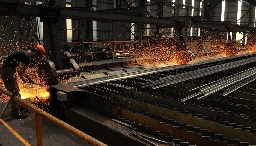 Avrupa'nın en büyük çelik üreticisi Türkiye ihracatta vites yükseltti