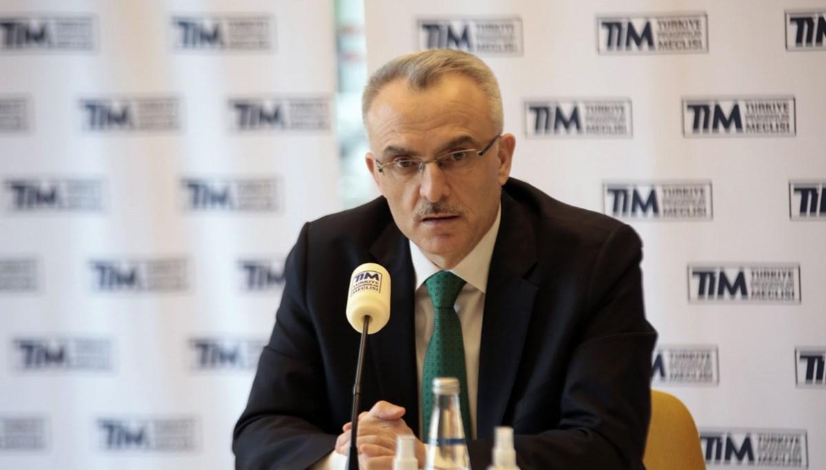 TCMB Başkanı Ağbal, TİM'i ziyaret etti