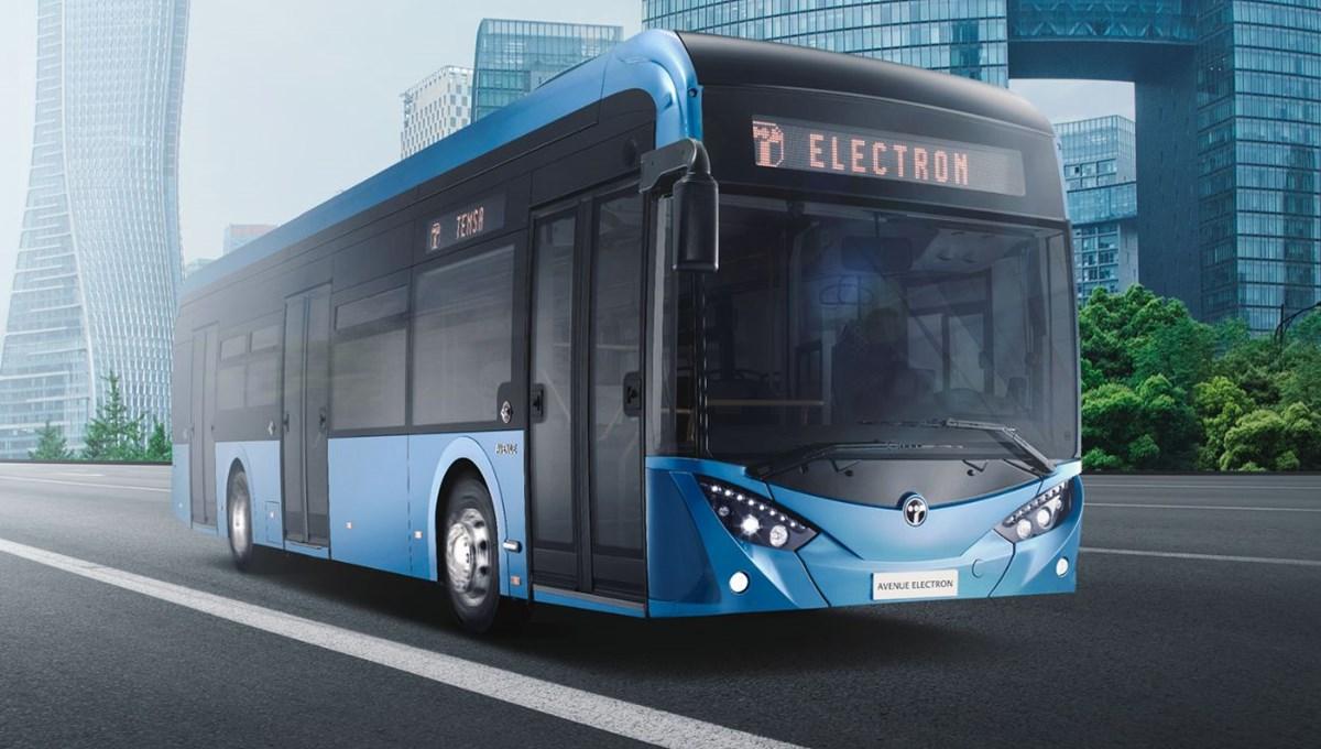 TEMSA'nın elektrikli araçları Romanya'da yollara çıkıyor