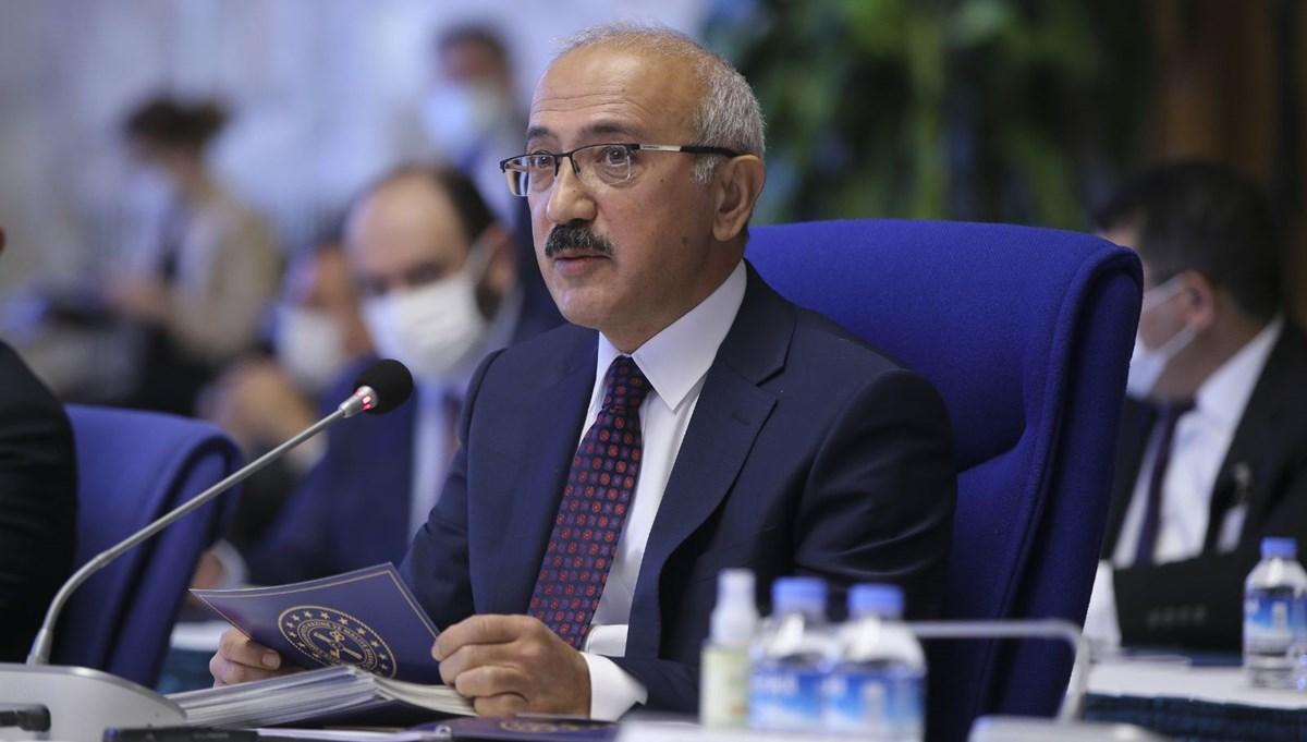 Hazine ve Maliye Bakanı Elvan: 'Ekonomik reform' çalışmalarımızda sona geldik