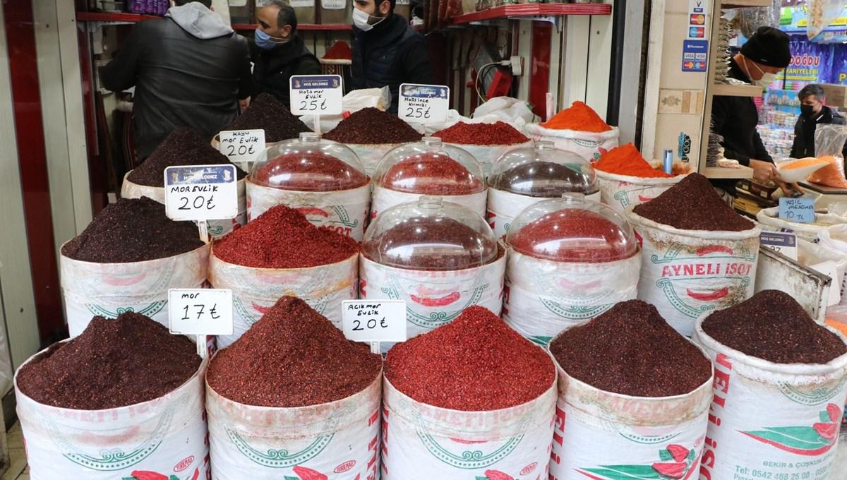 Şanlıurfalı satıcılardan 'isotta hile' uyarısı