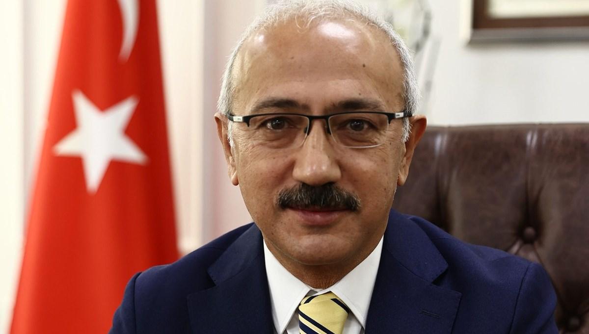 Bakan Elvan: Yapılandırma kapsamında 7 milyon 679 bin vatandaşımız başvuruda bulundu