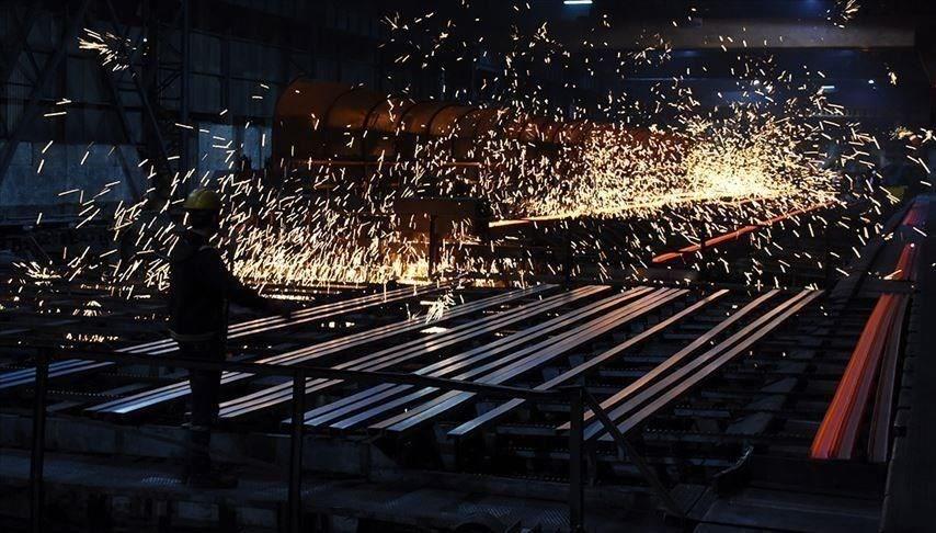 SON DAKİKA:Sanayi üretimi aralıkta yüzde 9 arttı