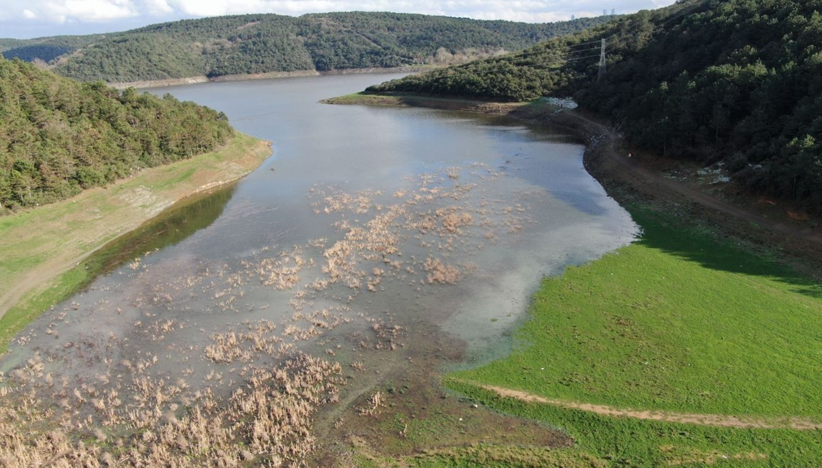 İstanbul'da baraj doluluk oranlarında son durum (3 Şubat 2021)