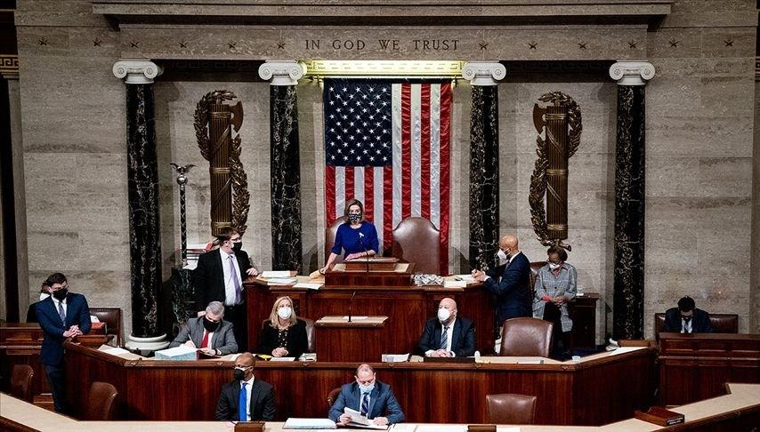 1,9 trilyon dolarlık ekonomik destek paketi ABD Temsilciler Meclisi'nde kabul edildi