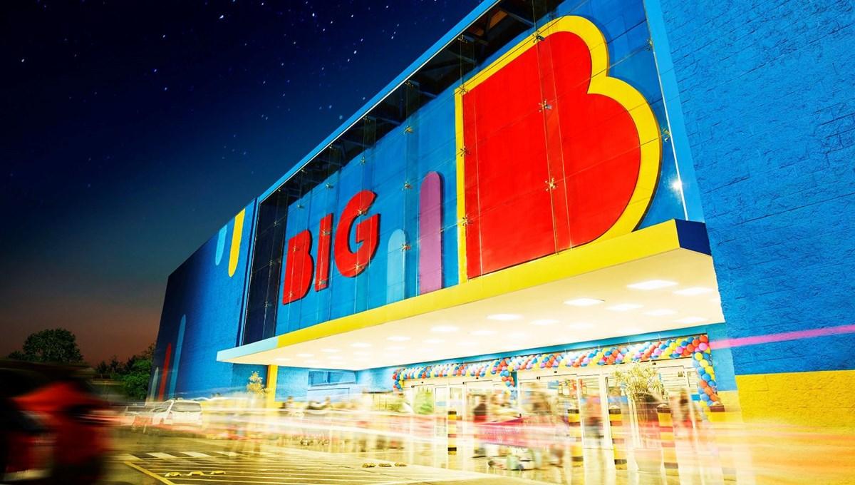 Carrefour, Brezilyalı BIG'i satın alıyor