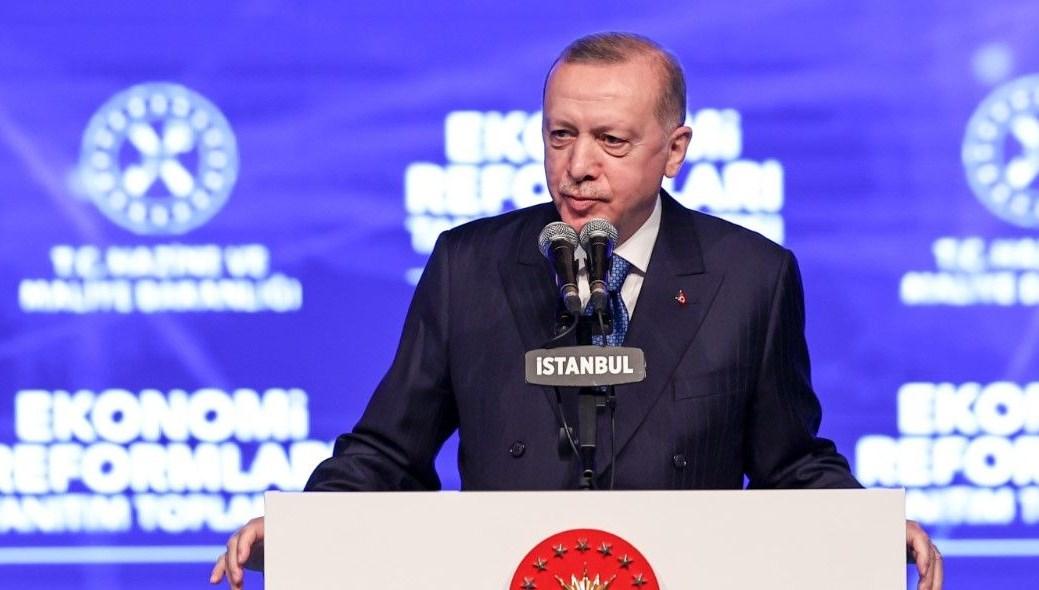 SON DAKİKA HABERİ... Cumhurbaşkanı Erdoğan ekonomi reform paketini açıklıyor: 850 bin esnafa vergi muafiyeti