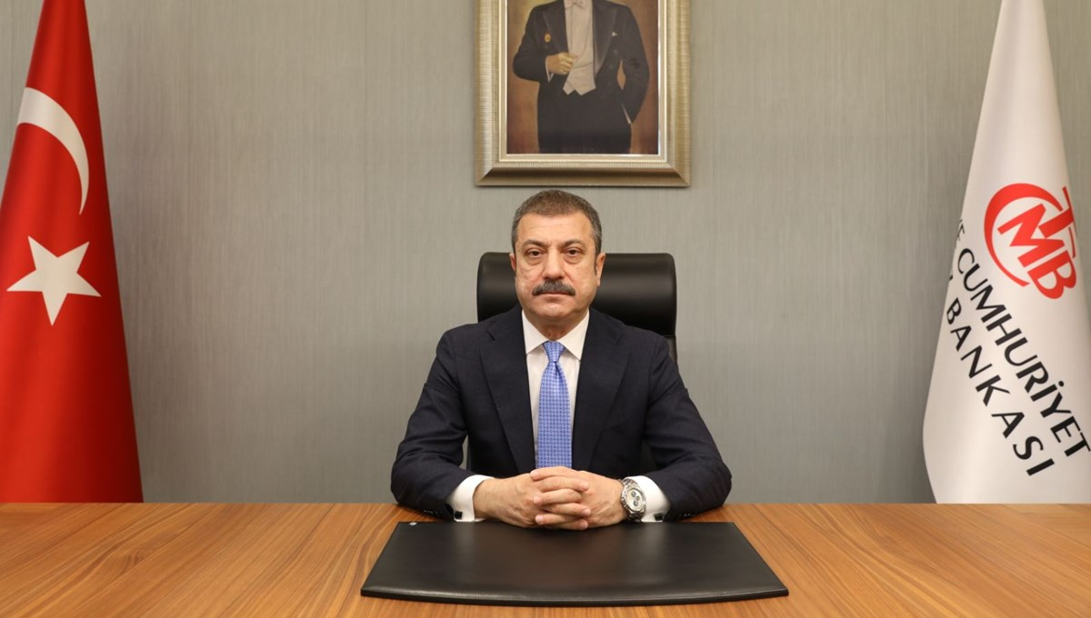 Merkez Bankası'nın yeni Başkanı ilk toplantısını banka genel müdürleriyle yaptı