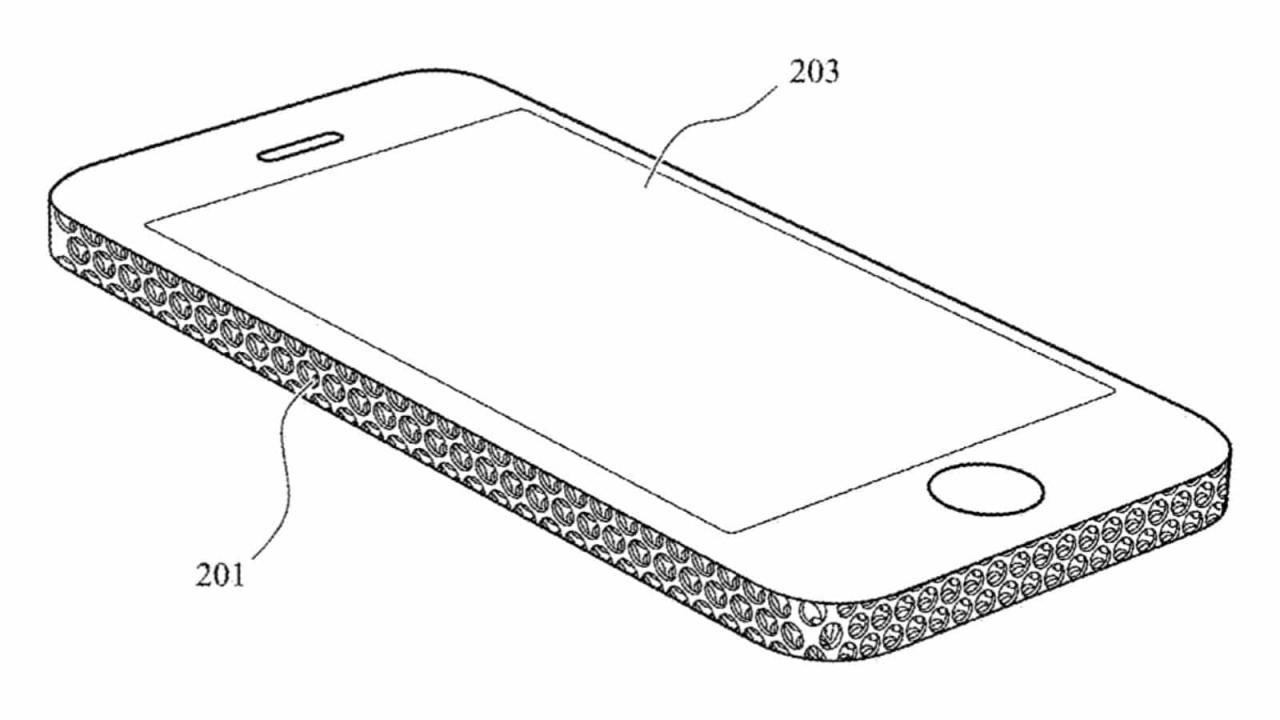 Yeni iPhone patenti