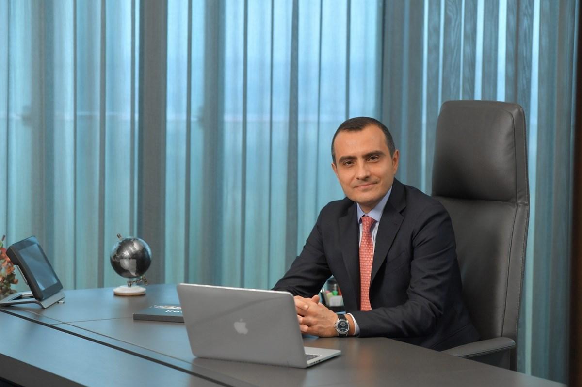 DgPays CEO'su Serkan Ömerbeyoğlu