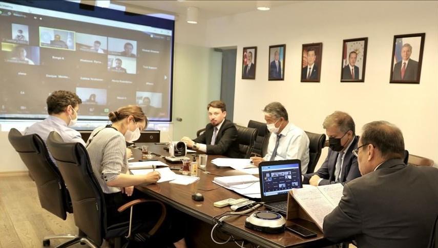 Türk Konseyinden Yatırım Fonu toplantısı