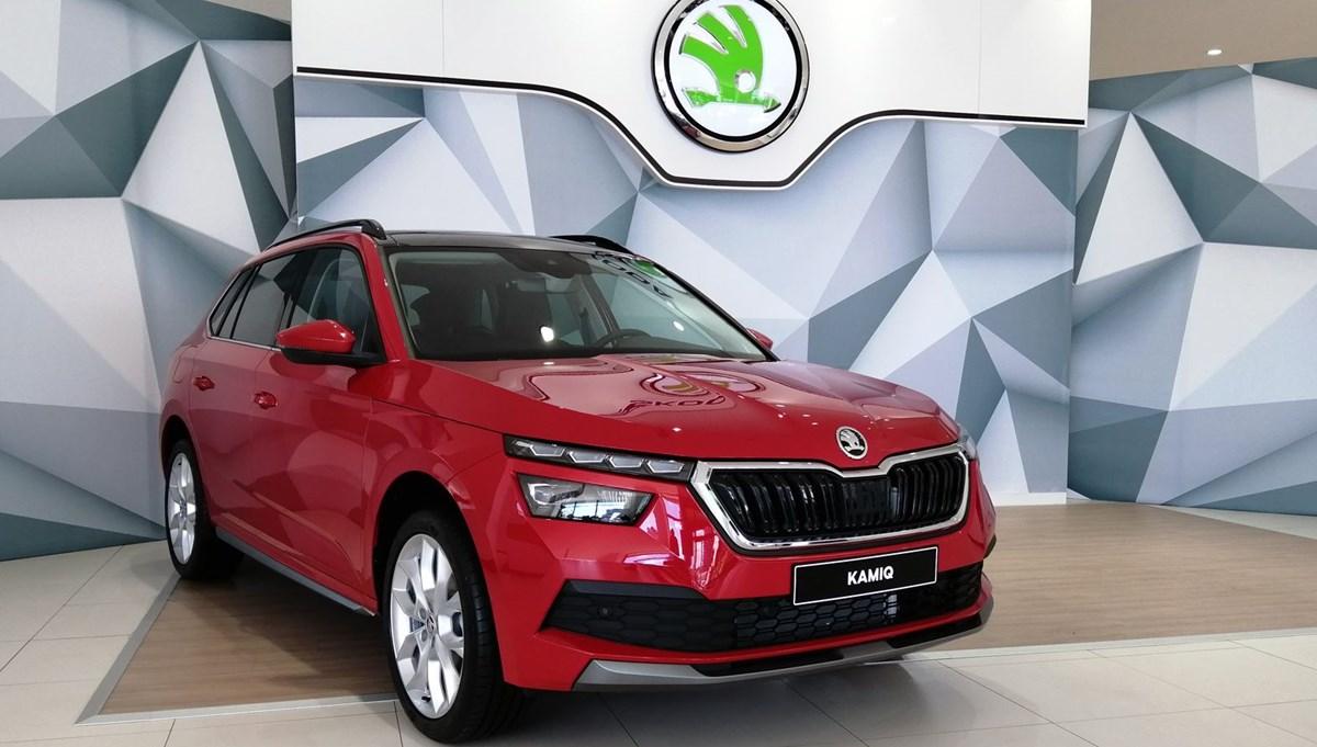 <span>Skoda'nın yeni SUV modeli Türkiye'de</span>