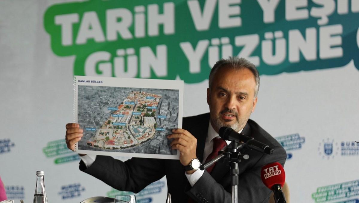 Bursa'da kentsel dönüşüm: 560bin yapının 100 bini riskli