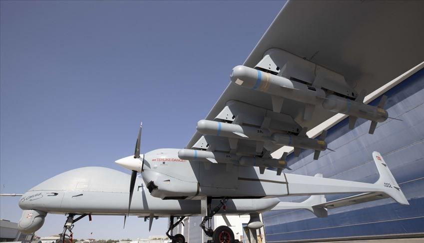 <span>Aksungur tam yüklü mühimmatla 1 günden fazla uçtu (Türkiye'nin yeni nesil silahları)</span>