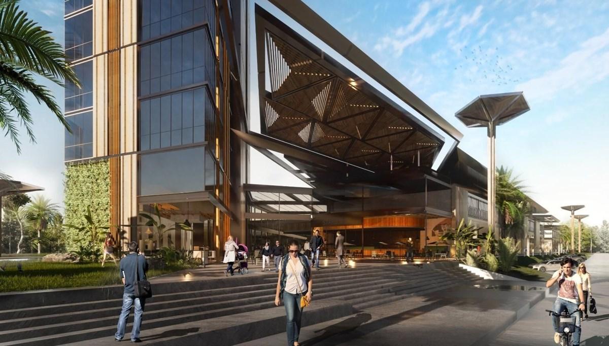 Fenix Yapı'dan Antalya'ya dev yatırım