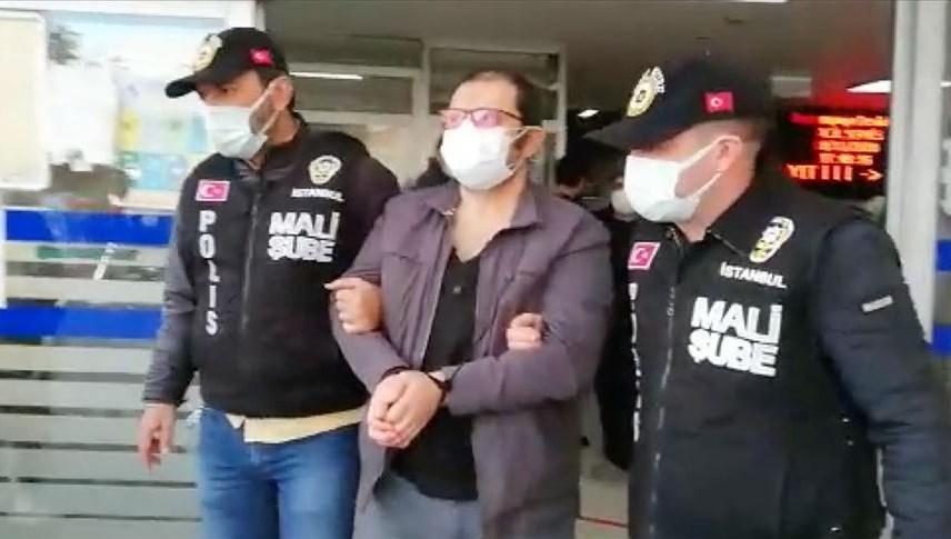 BankAsya'nın kurucu ortağı tutuklandı