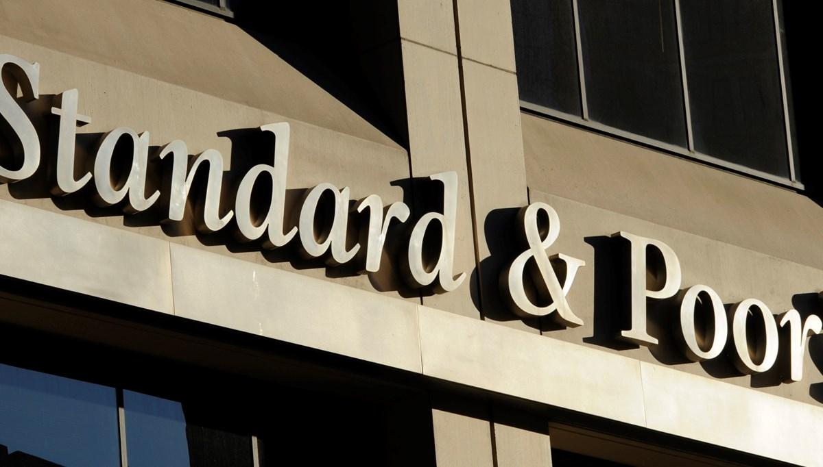Standard Poor's Türkiye'nin kredi notunu teyit etti, görünümü değiştirmedi