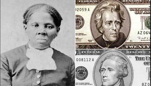 ABD'de 20 dolarlık banknotta kölelik değişikliği