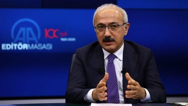 Bakan Elvan: Reform paketi takvimini en geç salı günü paylaşacağız
