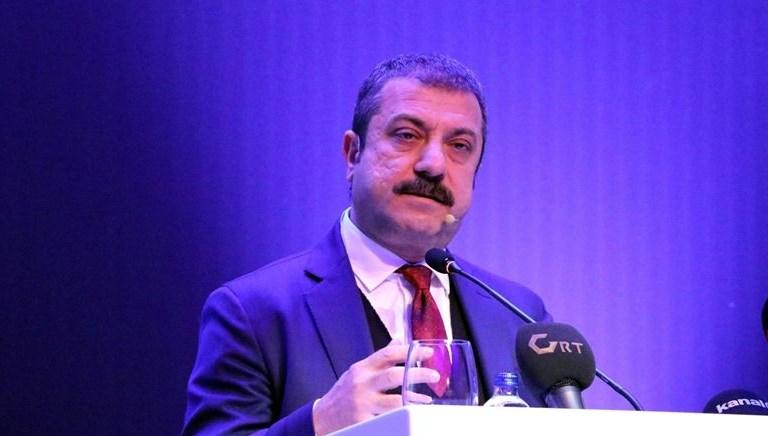 SON DAKİKA HABERİ: Merkez Bankası'nın yeni Başkanı Şahap Kavcıoğlu'ndan ilk açıklama